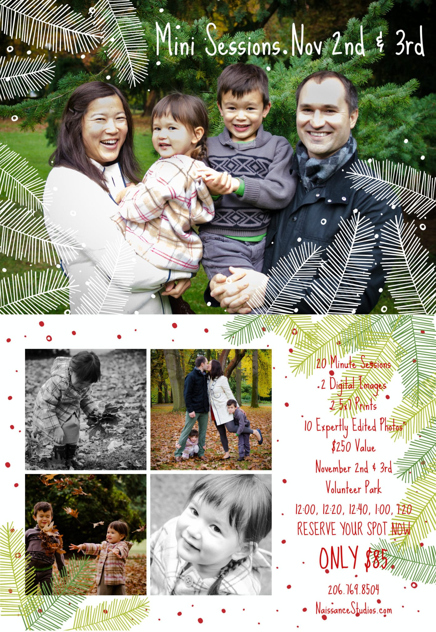Family Photography Seattle