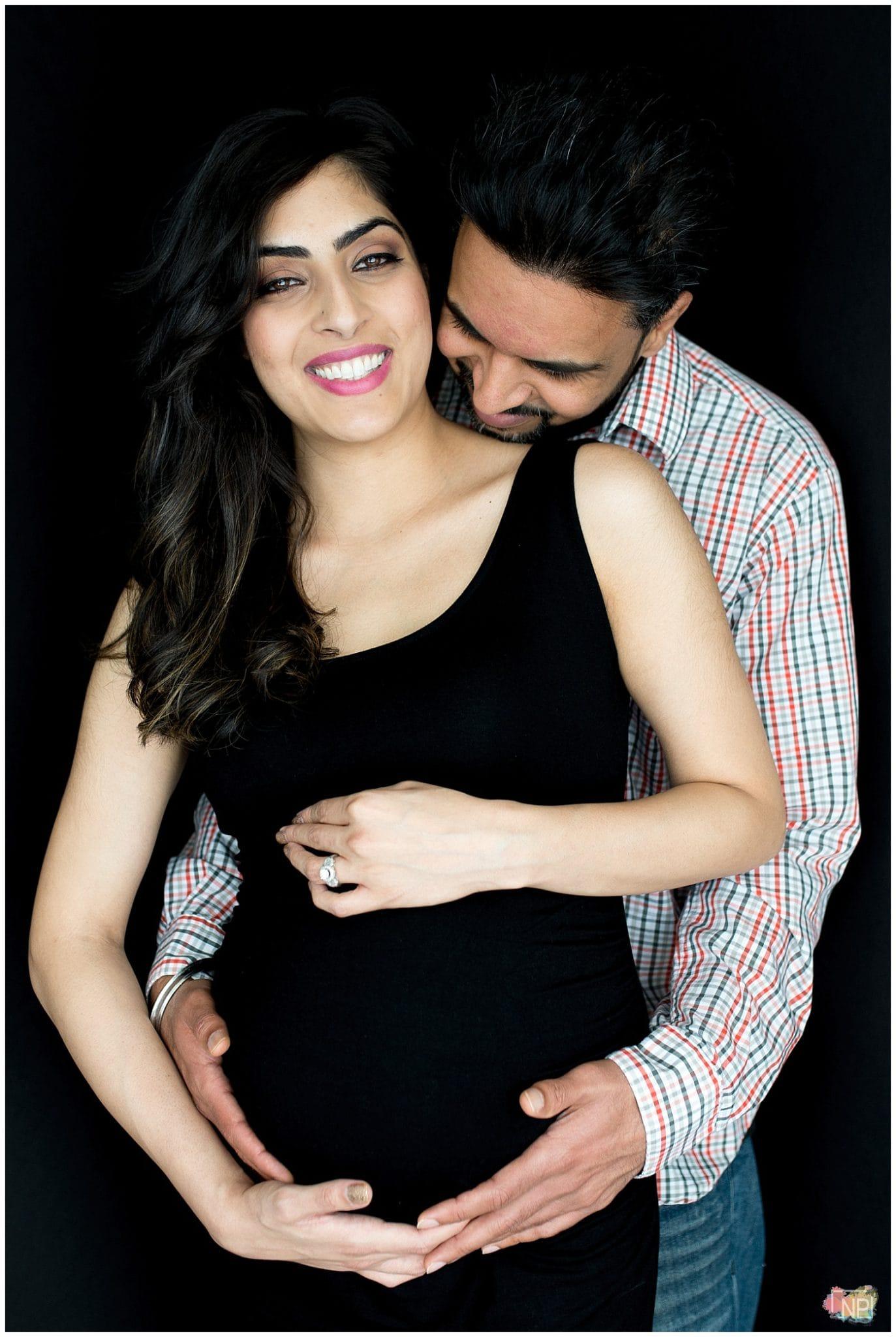 maternity portrait photography