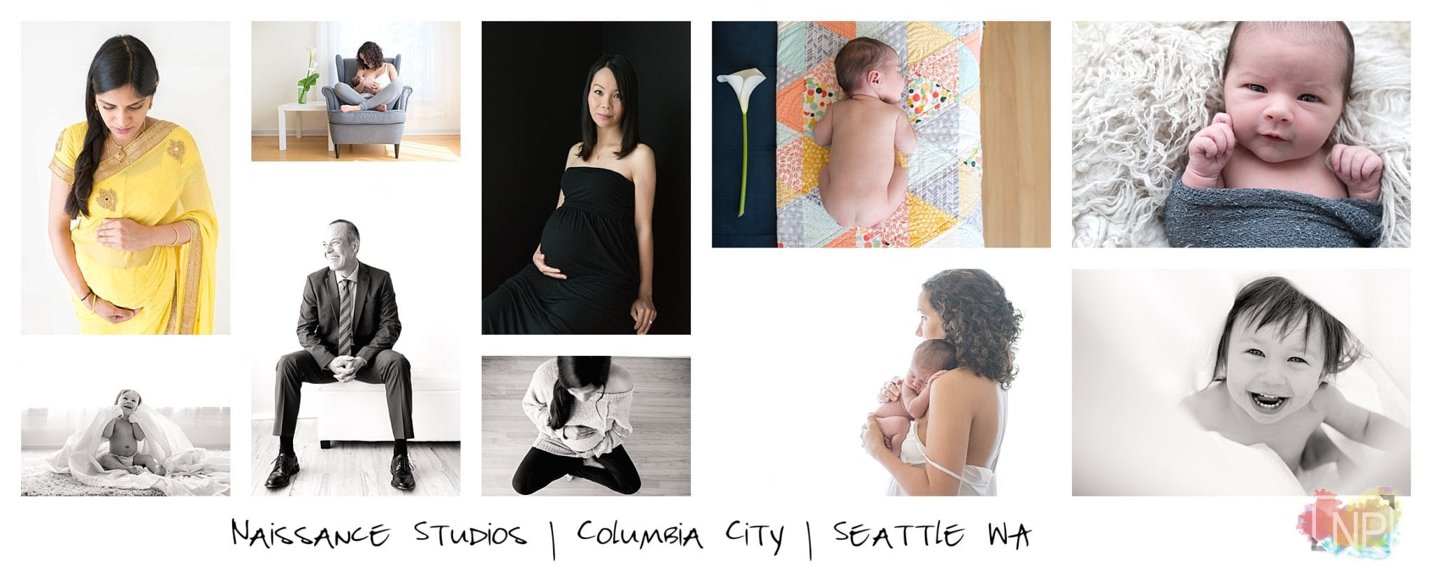 seattle portrait photographer studio