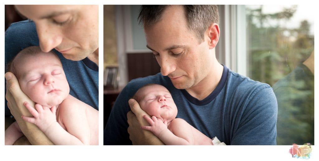Newborn photographer naissance photography seattle